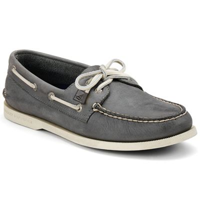Sperry Men's A/O 2 Eye Burnished Shoe