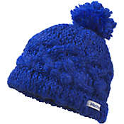 Marmot Girls' Chunky Pom Hat