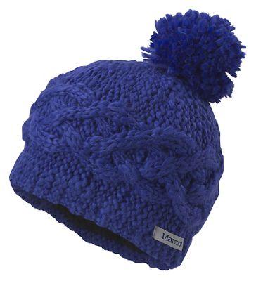 Marmot Girls' Chunky Pom Hat