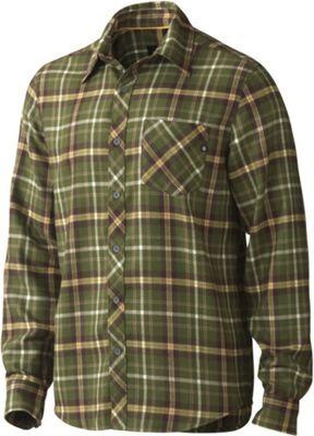 Marmot Men's Central Flannel Long Sleeve Shirt