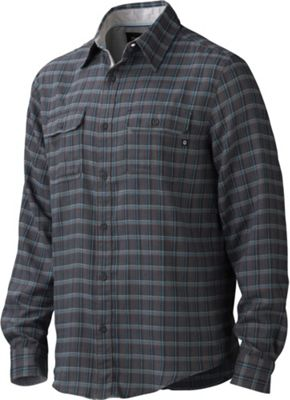 Marmot Men's Ellis Flannel Long Sleeve Shirt