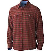 Marmot Men's Ellis Flannel Long Sleeve Shirt
