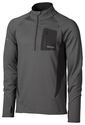 Marmot Men's Elance 1/2 Zip Long Sleeve Top