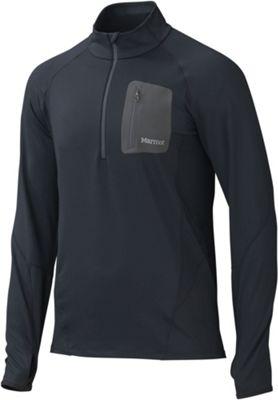 Marmot Men's Elance 1/2 Zip Long Sleeve Top