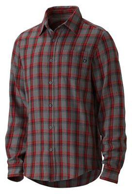 Marmot Men's Fairfax Flannel Long Sleeve Shirt