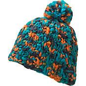 Marmot Girls' Frosty Pom Hat