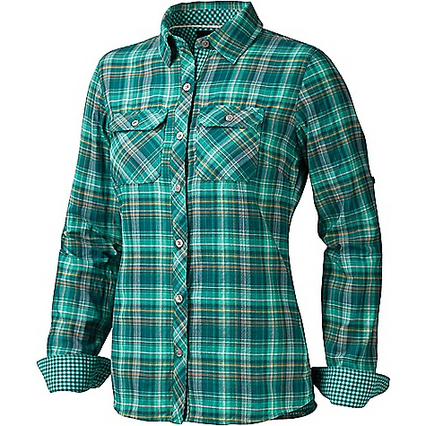photo: Marmot Jenn Long Sleeve Shirt long sleeve performance top
