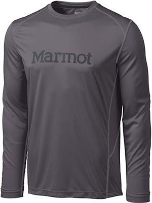 Marmot Men's Windridge with Graphic Long Sleeve Shirt