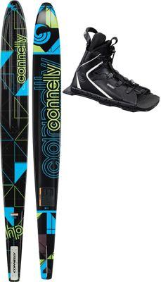 Connelly HP Slalom Waterskis 66 w/ Nova/Adj Rtp Bindings