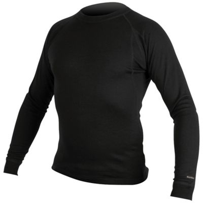 Endura Men's Merino Long Sleeve Baselayer Top