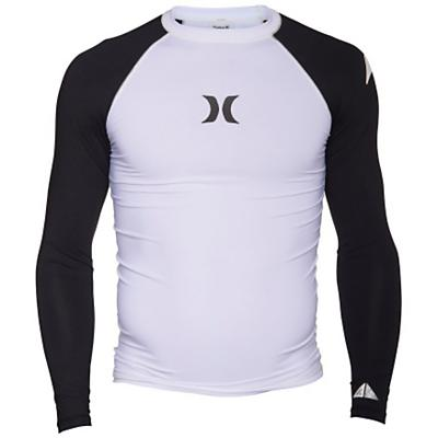 Hurley One & Only L/S Rashguard - Men's