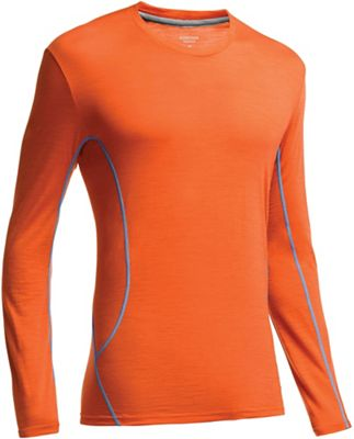 Icebreaker Men's Aero Long Sleeve Crewe