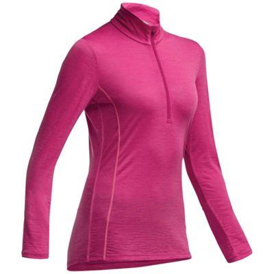 Icebreaker Women's Aero Long Sleeve Half Zip