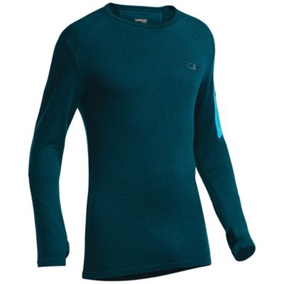 Icebreaker Men's Apex Long Sleeve Crewe