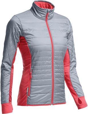 Icebreaker Women's MerinoLOFT Helix Zip Jacket
