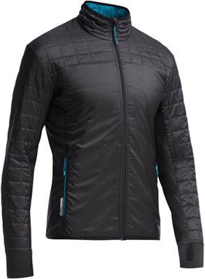 Icebreaker Men's MerinoLOFT Helix Zip Jacket