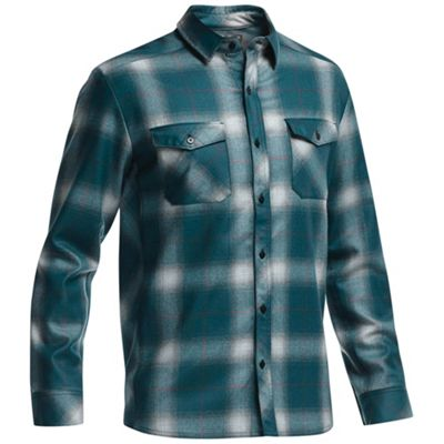 Icebreaker Men's Lodge Long Sleeve Shirt