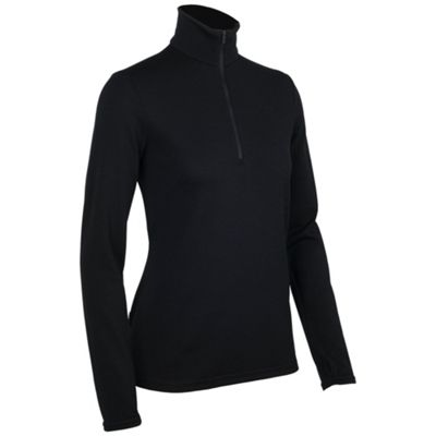 Icebreaker Women's Original Long Sleeve Half Zip Top