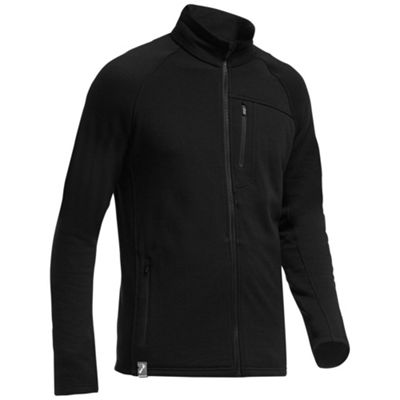 Icebreaker Men's Sierra Long Sleeve Zip