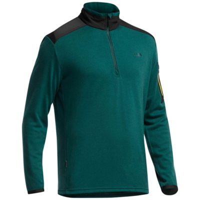 Icebreaker Men's Tundra Long Sleeve Half Zip