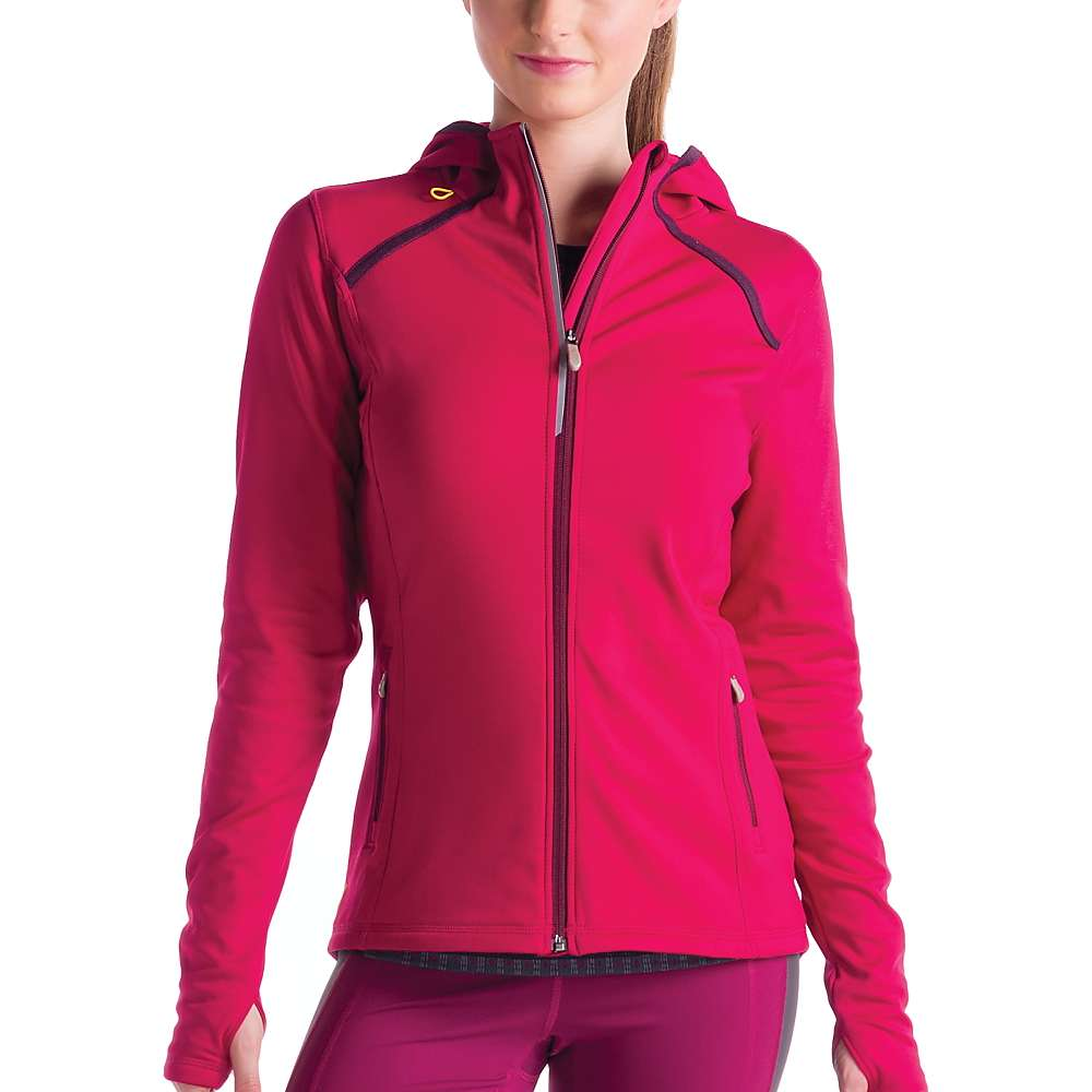Lole Women's Jolt Cardigan - Large - Red Sea