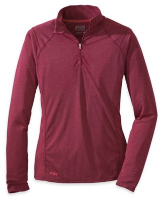 Outdoor Research Women's Essence Long Sleeve Zip Top
