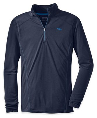 Outdoor Research Men's Sequence Long Sleeve Zip Top