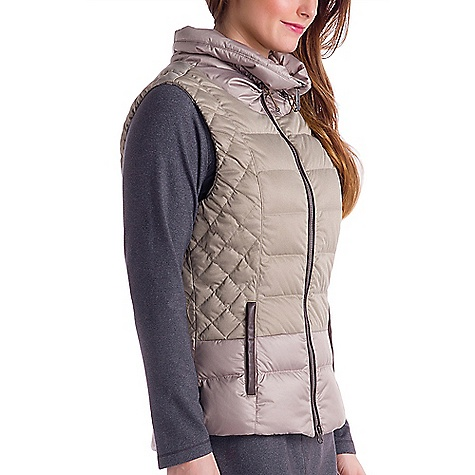 photo: Lole Brooklyn Vest down insulated vest