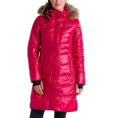 Lole Women's Katie Real Fur Jacket