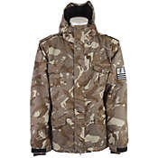 Grenade Military Parka Snowboard Jacket - Men's