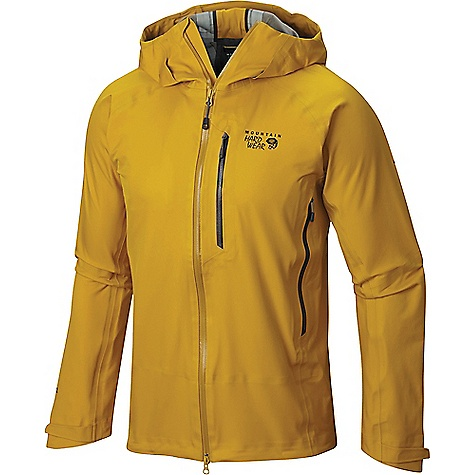 Mountain Hardwear Men's Alchemy Jacket Inca Gold