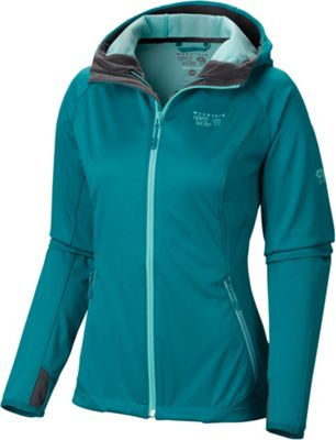 Mountain Hardwear Women's Anselmo Hooded Jacket