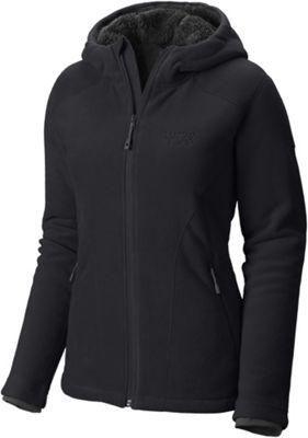 Mountain Hardwear Women's Dual Fleece Hooded Jacket