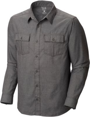 Mountain Hardwear Men's Frequentor Flannel Long Sleeve Shirt