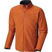 Mountain Hardwear Men's Hybrid Toasty Tweed Jacket