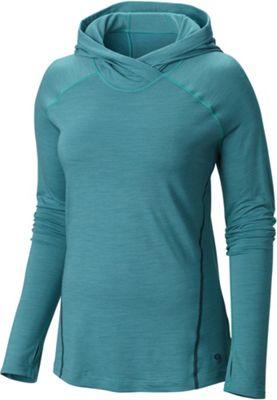 Mountain Hardwear Women's Integral Pro Long Sleeve Hoody