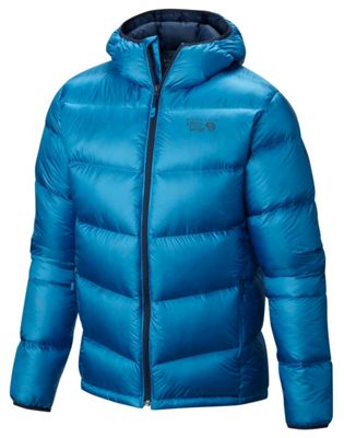 Mountain Hardwear Men's Kelvinator Hooded Jacket