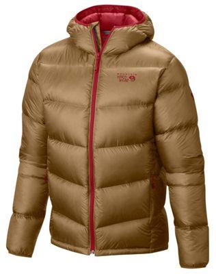 Mountain Hardwear Men's Kelvinator Hooded Jacket
