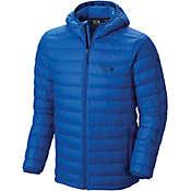 Mountain Hardwear Men's Micro Ratio Hooded Down Jacket