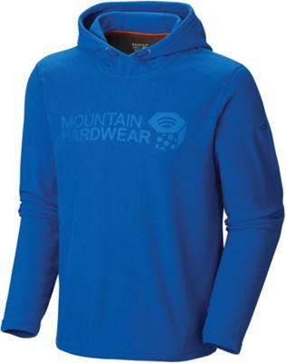 Mountain Hardwear Men's Microchill Pullover Hoody