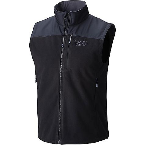 Mountain Hardwear Men's Mountain Tech II Vest Black