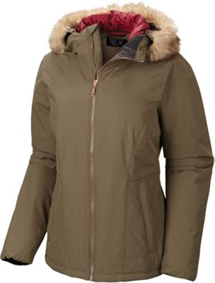 Mountain Hardwear Women's Potrero Bomber Jacket