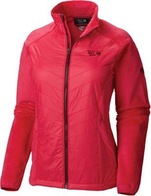 Mountain Hardwear Women's Pyxis Hybrid Jacket