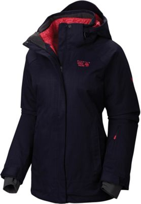 Mountain Hardwear Women's Snowburst Trifecta Jacket