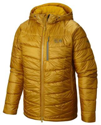 Mountain Hardwear Men's Super Compressor Hooded Jacket