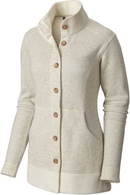 Mountain Hardwear Women's Sarafin Button Front Sweater
