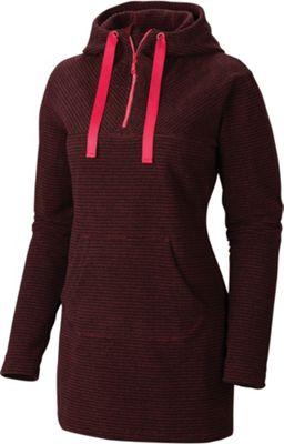 Mountain Hardwear Women's Toasty Stripe Tunic Hoody