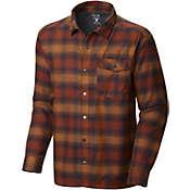 Mountain Hardwear Men's Trekkin Flannel Shacket Shirt