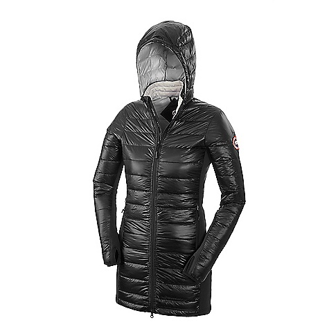 Canada Goose Hybridge Lite Down Coat - Women's Black, M