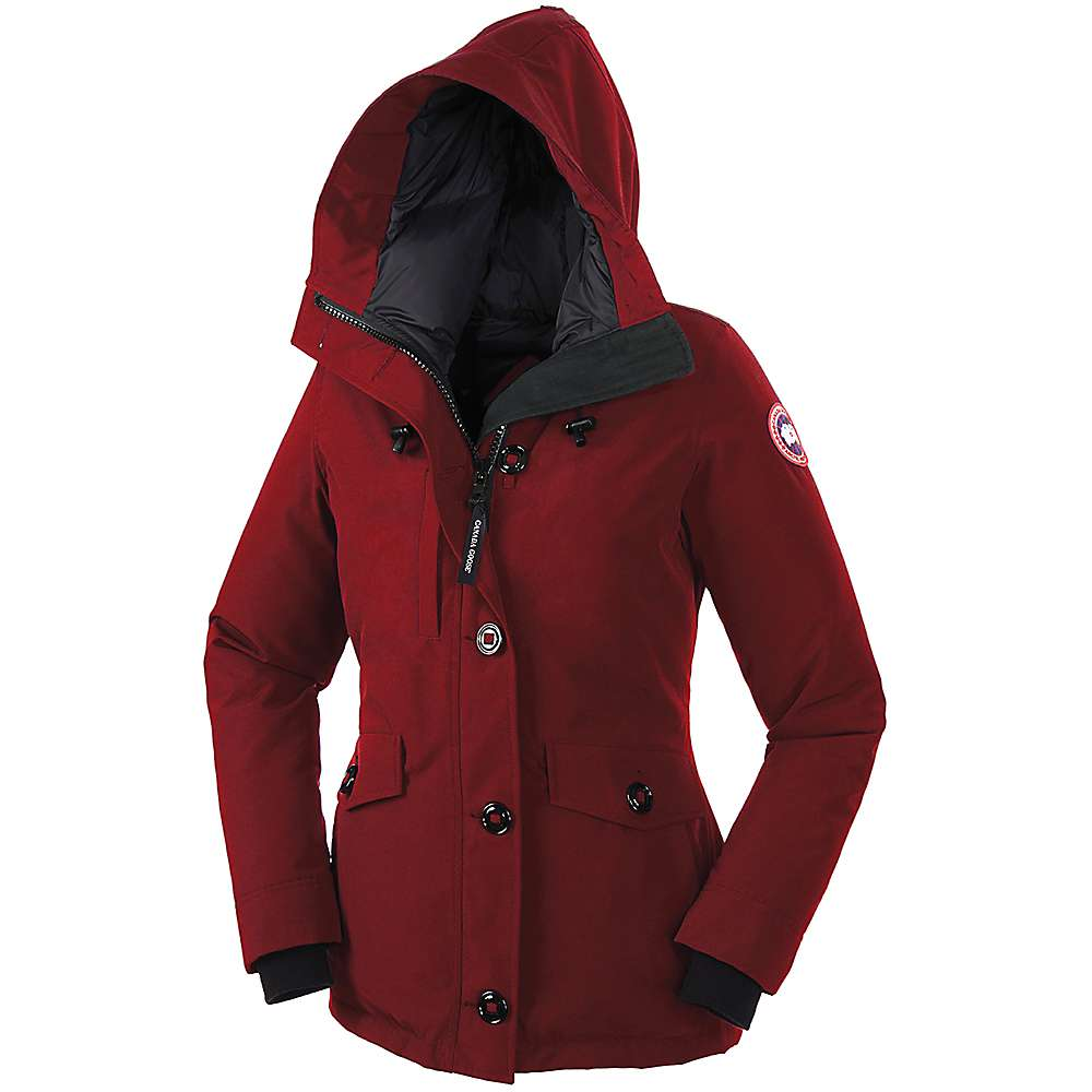 Canada Goose Women's Rideau Parka - Large - Red